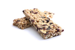 Cereal bars Royalty Free Stock Photos