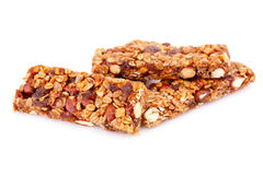 Cereal bars Stock Photo