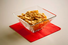 Cereal bowl Royalty Free Stock Photography