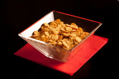 Cereal bowl Stock Images