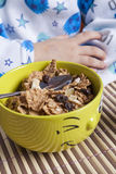Cereal Bowl Royalty Free Stock Image