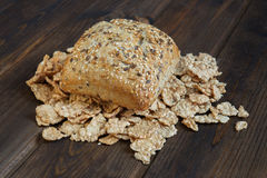 Cereal bread Royalty Free Stock Photo
