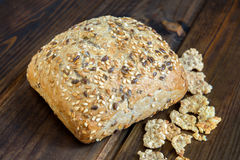 Cereal bread Stock Photos