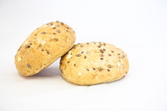 Cereal breadroll Royalty Free Stock Image