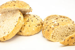 Cereal breadroll Royalty Free Stock Photography