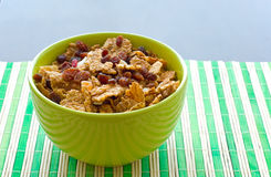 Cereal Breakfast Royalty Free Stock Images