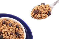 Cereal for breakfast Stock Image
