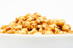 Cereal Closeup Royalty Free Stock Photography