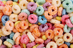 Cereal colors Stock Photo