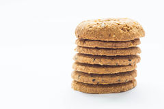 Cereal cookies Royalty Free Stock Photos
