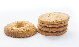 Cereal cookies Royalty Free Stock Photo