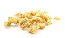 cereal a cuadros Gluten-libre del arroz Fotografía de archivo libre de regalías