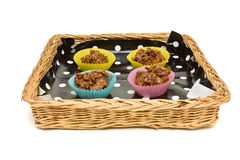 Cereal Cup Cake Royalty Free Stock Photo