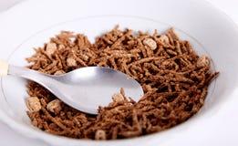 Cereal da fibra Imagens de Stock