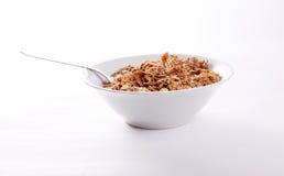 Cereal da fibra Foto de Stock