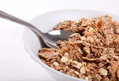 Cereal da fibra Fotografia de Stock Royalty Free