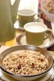Cereal de Brekfast foto de archivo libre de regalías