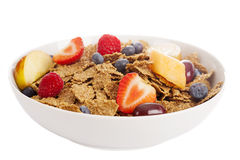 Cereal de café da manhã Fotos de Stock Royalty Free