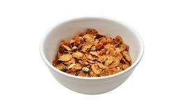 Cereal de desayuno Fotos de archivo libres de regalías