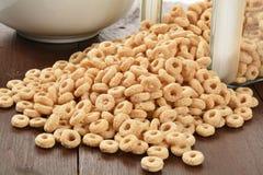 Cereal de la avena Imagenes de archivo