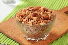Cereal de pequeno almoço fotos de stock