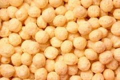 Cereal do sopro Fotografia de Stock