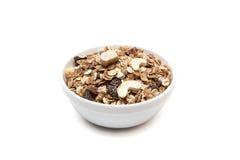 Cereal em um copo Imagens de Stock