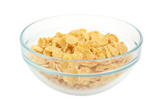 Cereal flakes breakfast Royalty Free Stock Photography