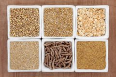 Cereal Food Variety Stock Images