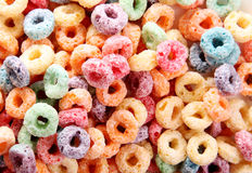 Cereal fruit texture Stock Photography