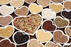 Cereal and Grain Food royalty free stock images