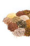 Cereal Grains and Seeds Stock Images