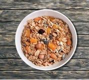 Cereal Granola Royalty Free Stock Photos