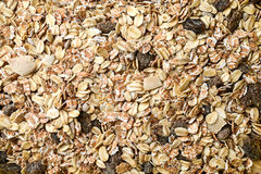 Cereal mix Royalty Free Stock Photos