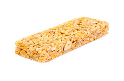 Cereal muesli bar Stock Image