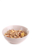 Cereal muesli Royalty Free Stock Photos