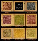 Cereal para la dieta Fotos de archivo libres de regalías