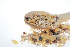 Cereal para o pequeno almoço Fotos de Stock