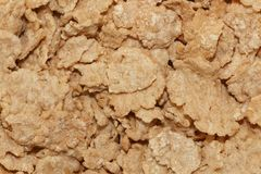 Cereal for pattern and background Royalty Free Stock Photo