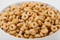 Cereal rings Royalty Free Stock Images