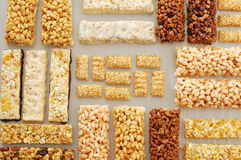 Cereal snack Royalty Free Stock Images