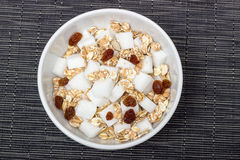 Cereal Sugar Stock Photography