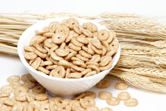 Cereal and Wheat ears Stock Photography