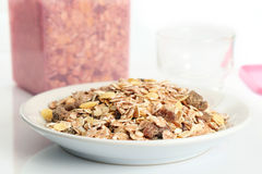 Cereal. Royalty Free Stock Photography