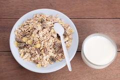Cereal. Stock Photography