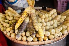 Cereale al mercato Fotografia Stock Libera da Diritti