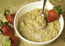 Cereale caldo Fotografia Stock Libera da Diritti