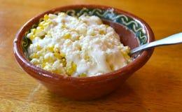 Cereale crema messicano Fotografia Stock