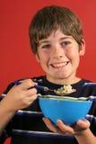 Cereale da prima colazione di mattina fotografia stock libera da diritti