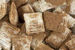Cereale del frumento con cannella Immagine Stock Libera da Diritti